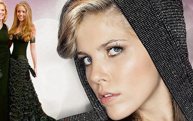 Kristall-Erbin macht Glamour-Pop