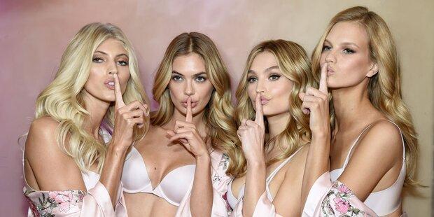 Victoria's Secret: So hart sind die Regeln