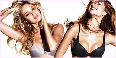 Sexy Engel zeigen die neuen Victoria's Secret-Trends