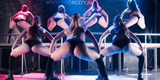 Video: Sexy Ladies in imPOsantem Welthit
