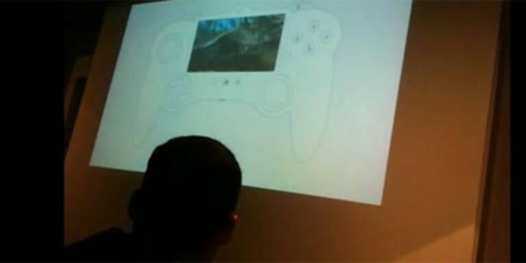 Erstes Video von der Wii 2 aufgetaucht
