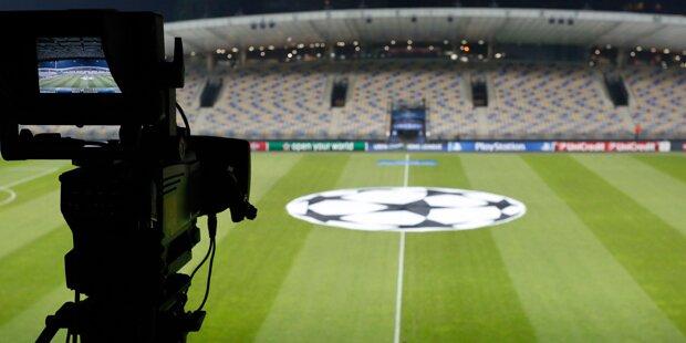 UEFA setzt schon heuer auf Videobeweis