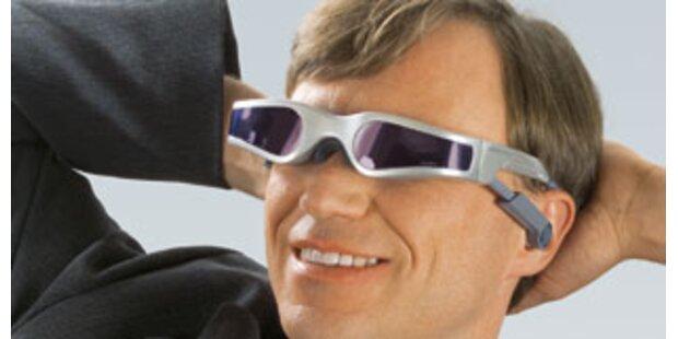 Neue Videobrillen für den iPod