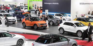 Vienna Autoshow 2019 mit neuen Highlights