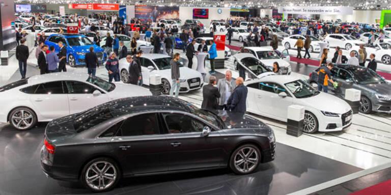 Vienna Autoshow 2016: Countdown läuft