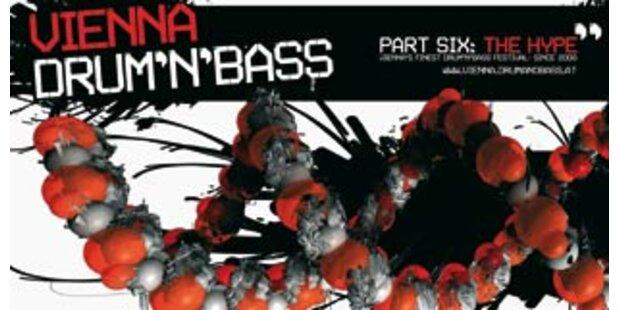 Vienna Drum'n'Bass-Festival in der Arena
