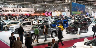 Vienna Autoshow 2014: Alle Neuheiten