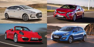 Die 20 Top-Neuheiten der Vienna Autoshow