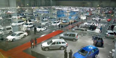 Alle Infos zur Vienna Autoshow 2012