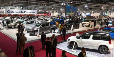 Alle Infos zur Vienna Autoshow 2015