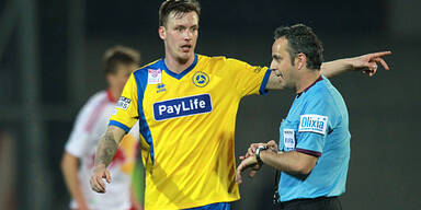 Vienna zeigt Referee bei Staatsanwalt an