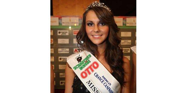 Sandra Soknic ist neue Miss Vienna