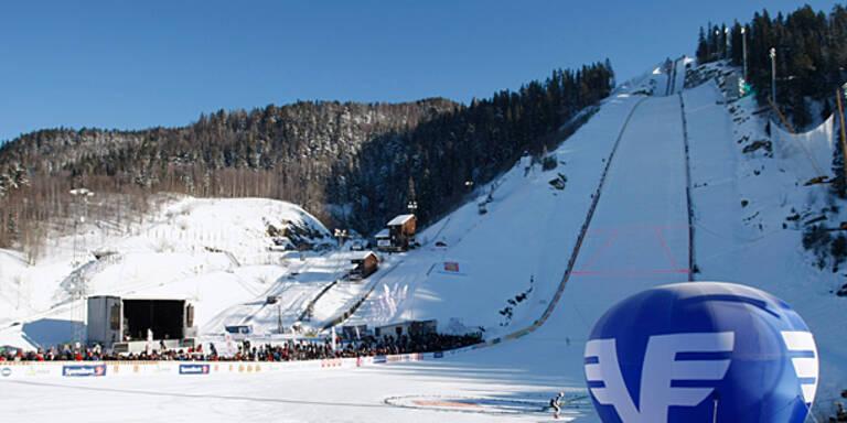FIS stoppt Weltrekordjagd in Vikersund
