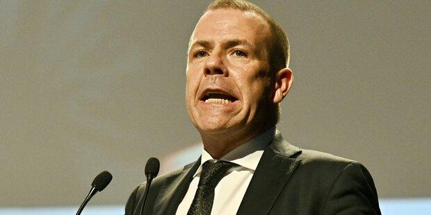 Vilimsky: 'Das nutzt nur Juncker, Merkel, Macron'