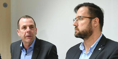 FPÖ-Krise: Vilimsky und Hafenecker gehen