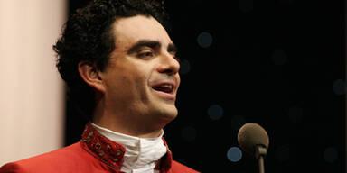 Startenor Rolando Villazón singt Mozart