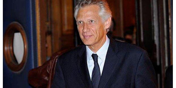 Ex-Premier Villepin freigesprochen