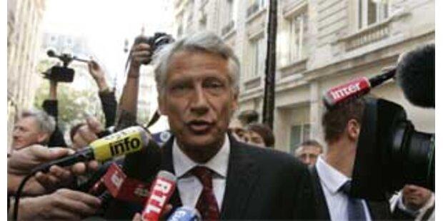 Villepin erneut vor U-Richter