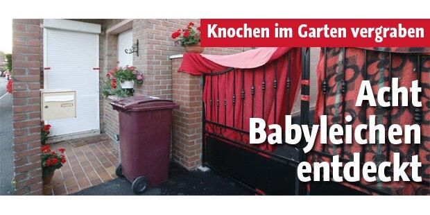 Französische Baby-Mörderin gesteht alles