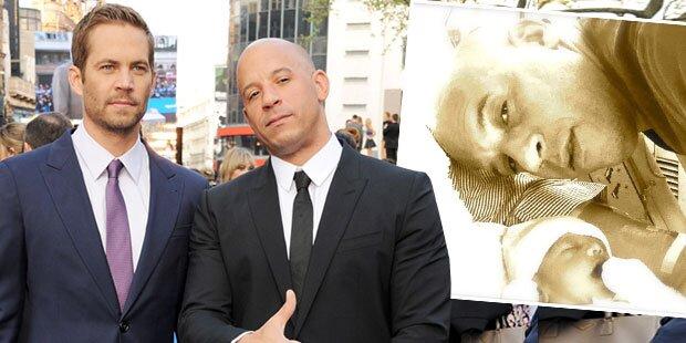 Vin Diesel: Baby nach Paul Walker benannt