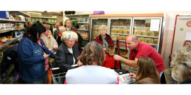 Neuer Sozialmarkt öffnet in Wien