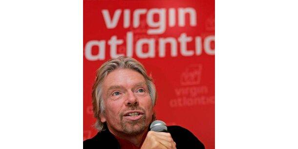 Virgin Atlantic plant ersten Biosprit-Flug