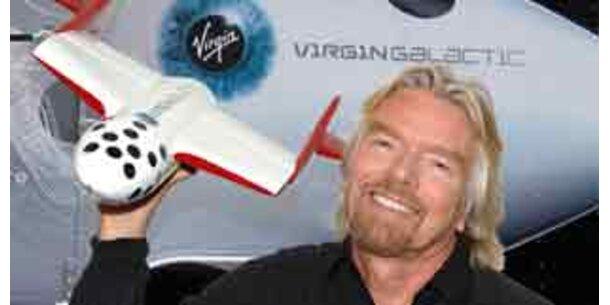 Weltraumreisen ab 2009 für Jedermann