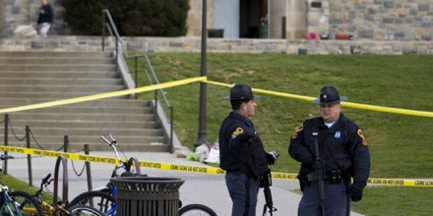 Schüsse auf Uni-Campus in USA