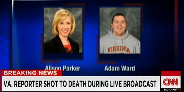 Zwei Reporter live erschossen
