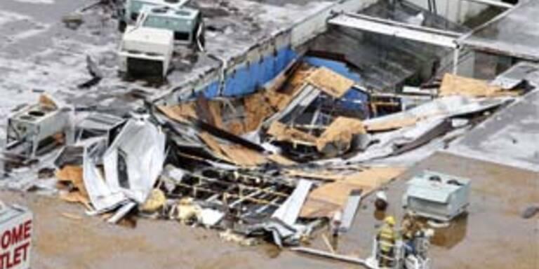 Schwere Unwetter in Virginia - 200 Verletzte