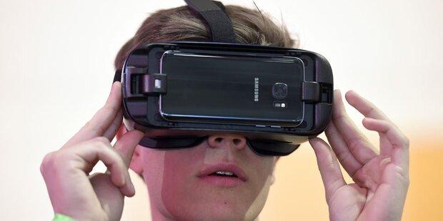 Virtuelle Realität erobert den TV-Markt