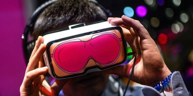 Google greift mit Virtual-Reality-Brille an
