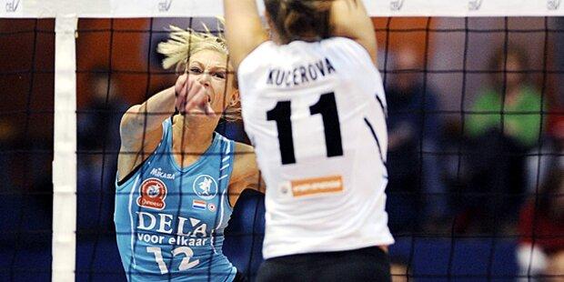 Holländischer Volleyball-Star ermordet