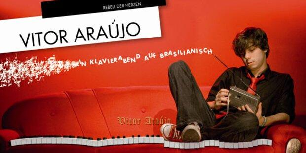 Klavier-Avantgardist Vitor Araújo in Wien
