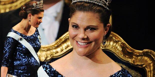 Victoria: Nobel bei Nobelpreis-Verleihung
