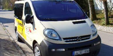 vivaro-taxi