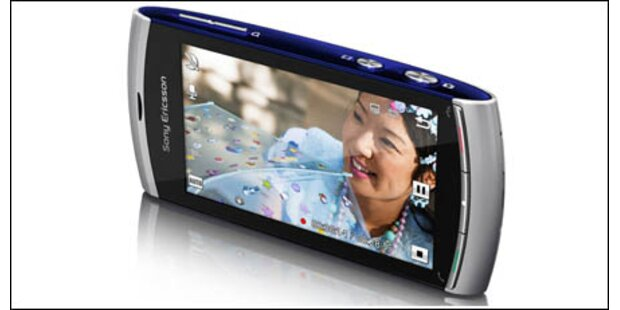 SE Vivaz: HD-Smartphone zum Kampfpeis
