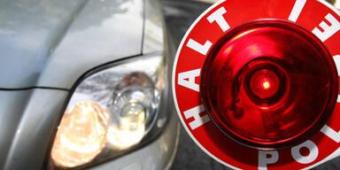 Mörder bei Verkehrskontrolle gefasst