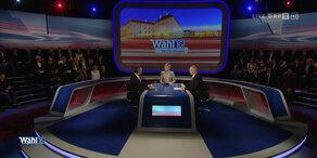 Wahl 16: Das wichtigste TV-Duell