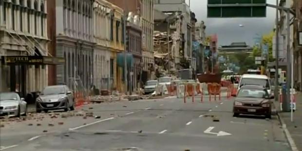 Erdbeben in Neuseeland, 75 Tote