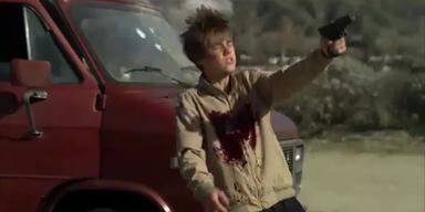 Justin Bieber niedergeschossen
