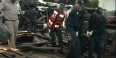 Horrorcrash: Bus kollidiert mit Lkw. 20 Tote