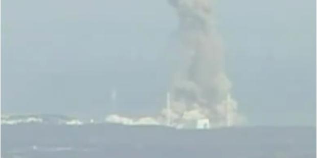 Jetzt explodiert auch Reaktorblock 3