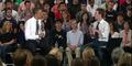 Obama zu Besuch bei Mark Zuckerberg