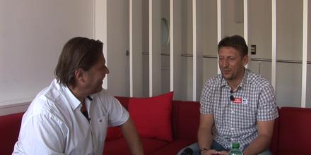 Zoki Barisic im Talk mit oe24