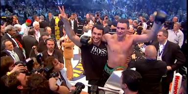 Klitschko - Inside the Ropes