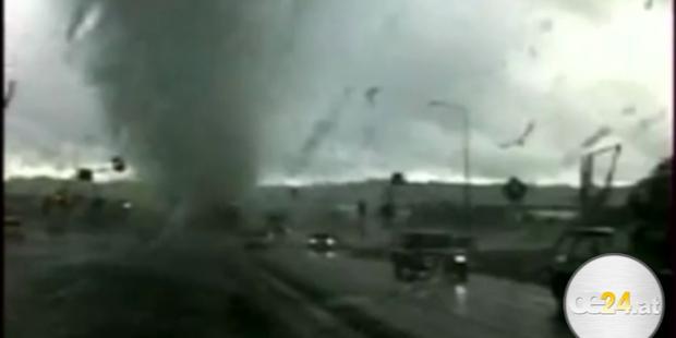 Tornados in Auckland kosten Menschenleben