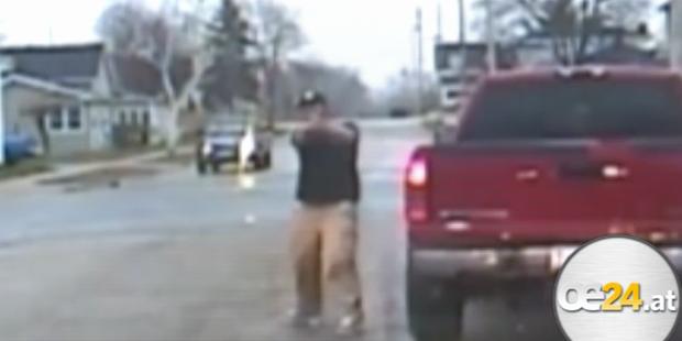 Mann bei Shoot-Out mit Polizei getötet