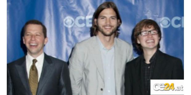 Ashton Kutcher wird neuer Onkel Charlie