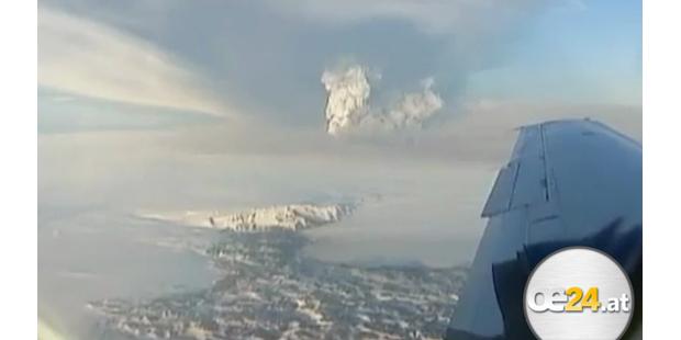 Vulkanausbruch Island: Luftraumsperre